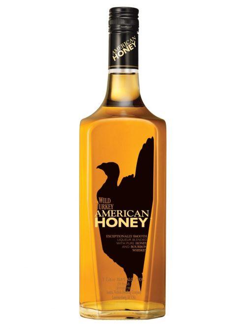 wild turkey american honey 1 ltr 35 5