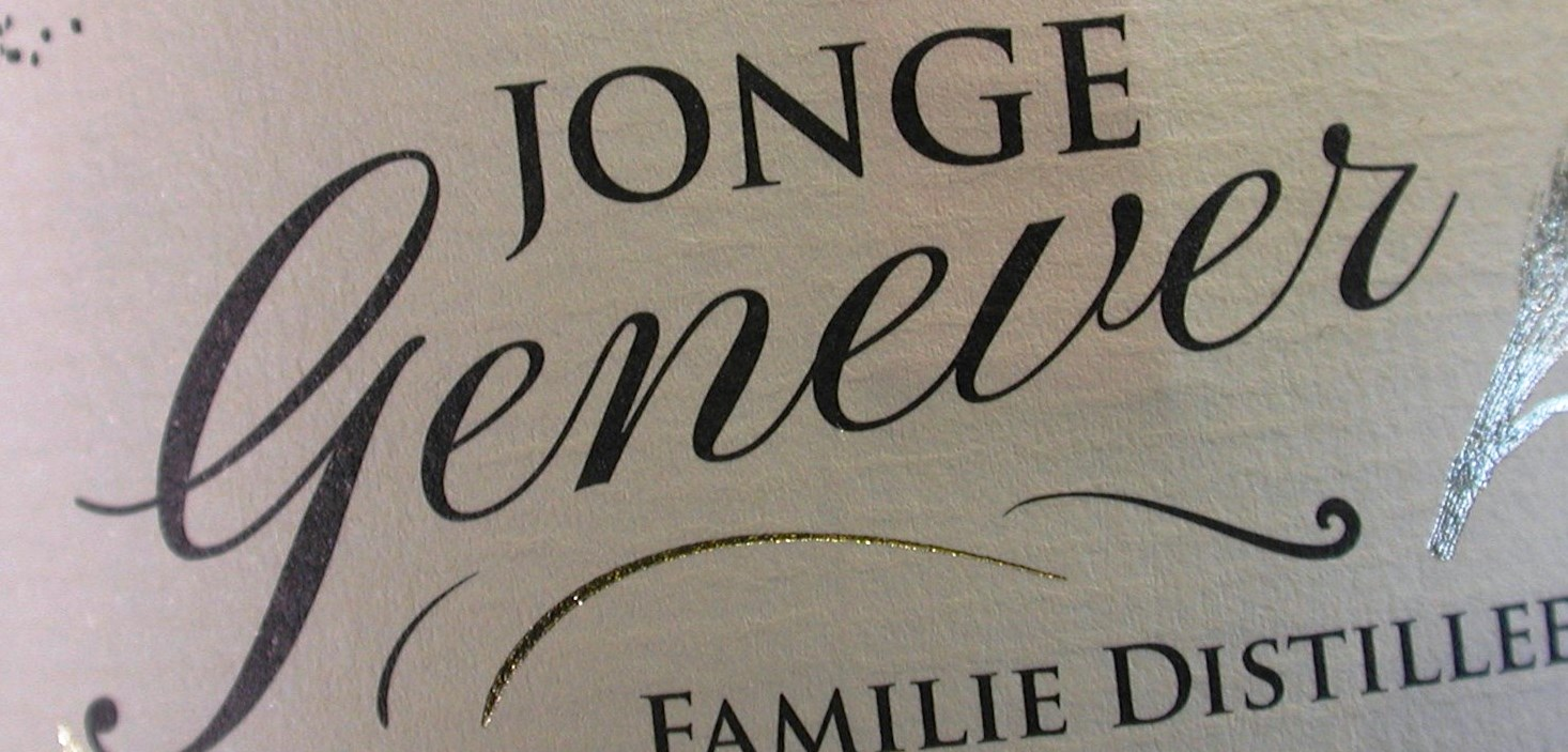 JONGE JENEVER