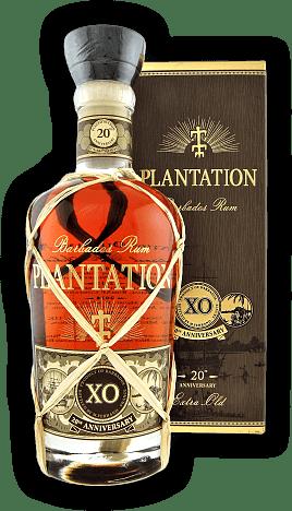 PLANTATION EXTRA OLD BARBADOS 20 YEARS ANNIVERSARY rum 0 ...